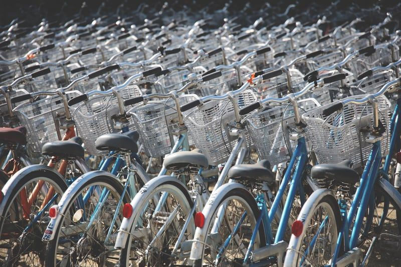 Chinese start-up Mobike loses more than 200,000 bikes