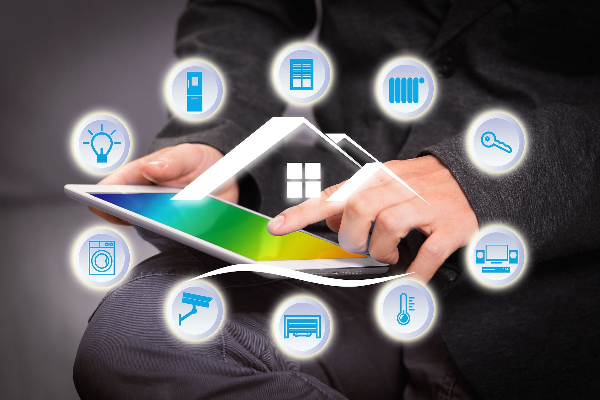'How smart home tech helps me live independently'