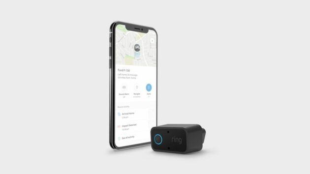 'Alexa, I'm being pulled over': Amazon-owned Ring unveils new security devices for the car