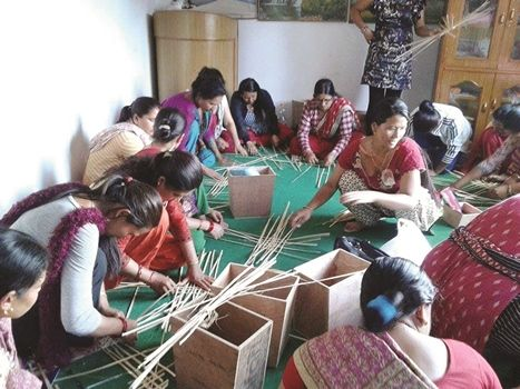 Women Entrepreneurs Worry As Their Handicrafts Remain Unsold