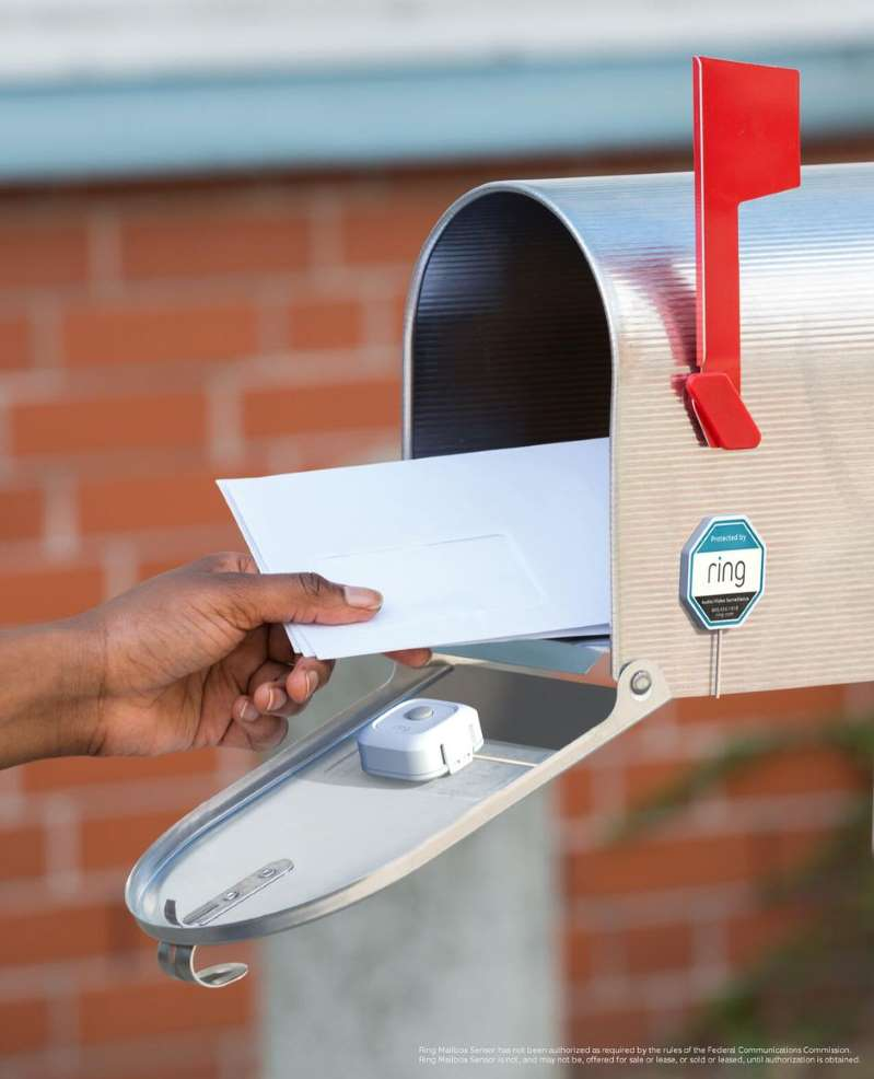 Ring Mailbox Sensor: Amazon quietly introduces mail surveillance