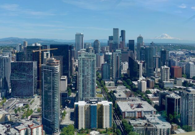 Microsoft and Cascadia group unveil proposal to build economic hubs between big Pacific NW cities