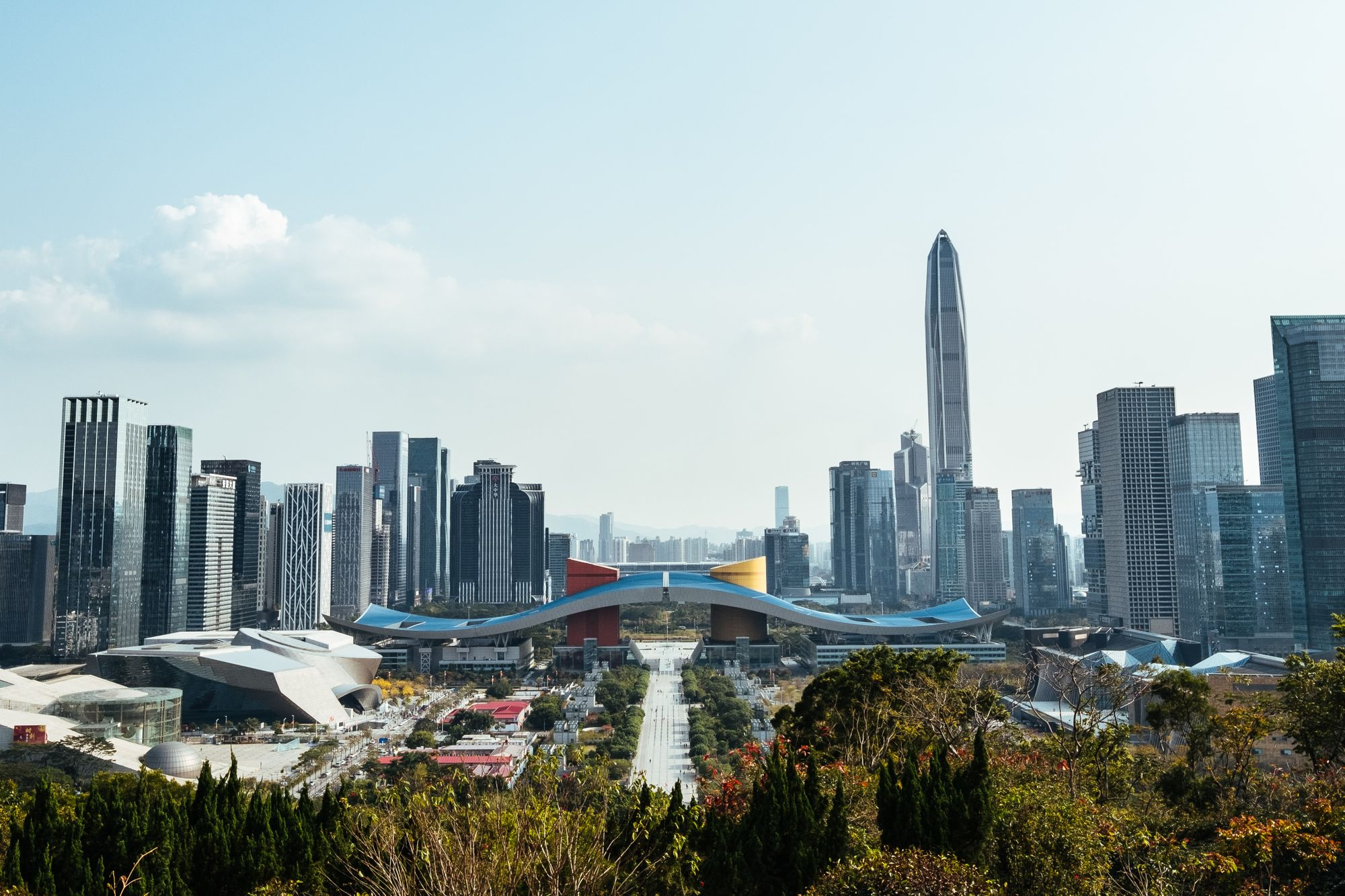 How Shenzhen became China's Silicon Valley