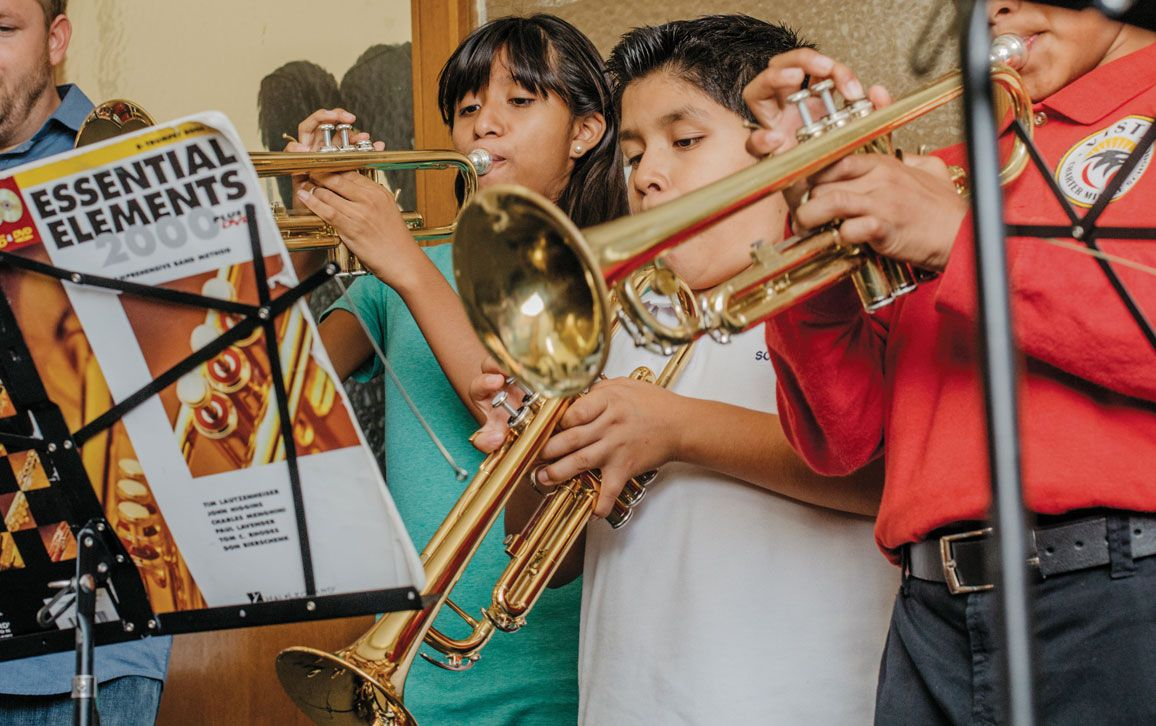The Argument for Music Education