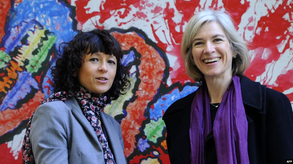 French, American Women Win Nobel in Chemistry for Genetic Tool