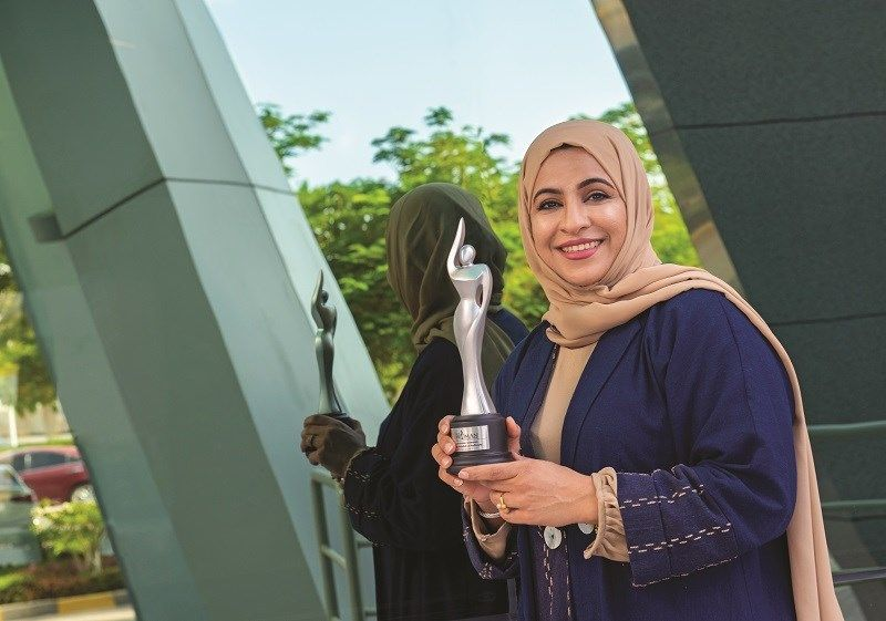 Innovation and Technology: Laila Abdullah al Hadhrami