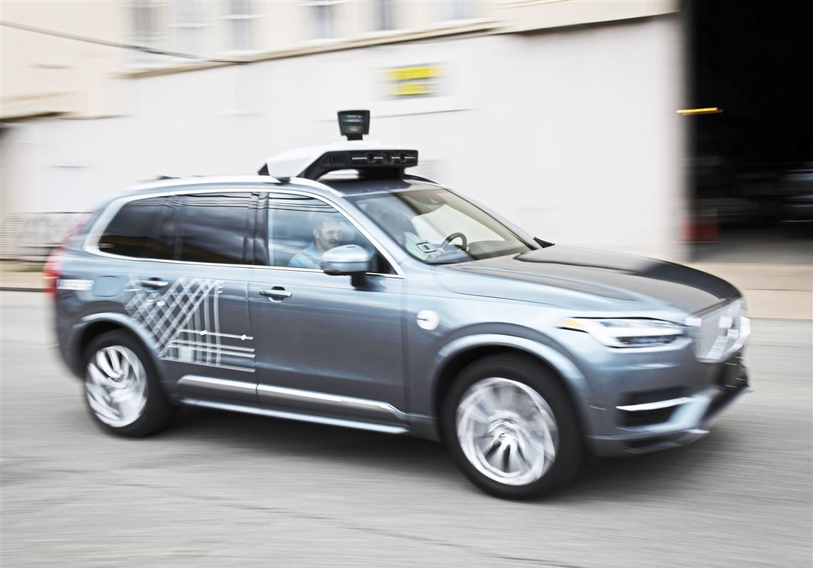 Uber's self-driving technology might be changing hands but staying in Pittsburgh