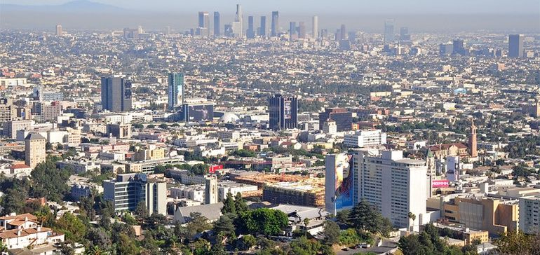 LA unveils plans for transportation tech innovation zone
