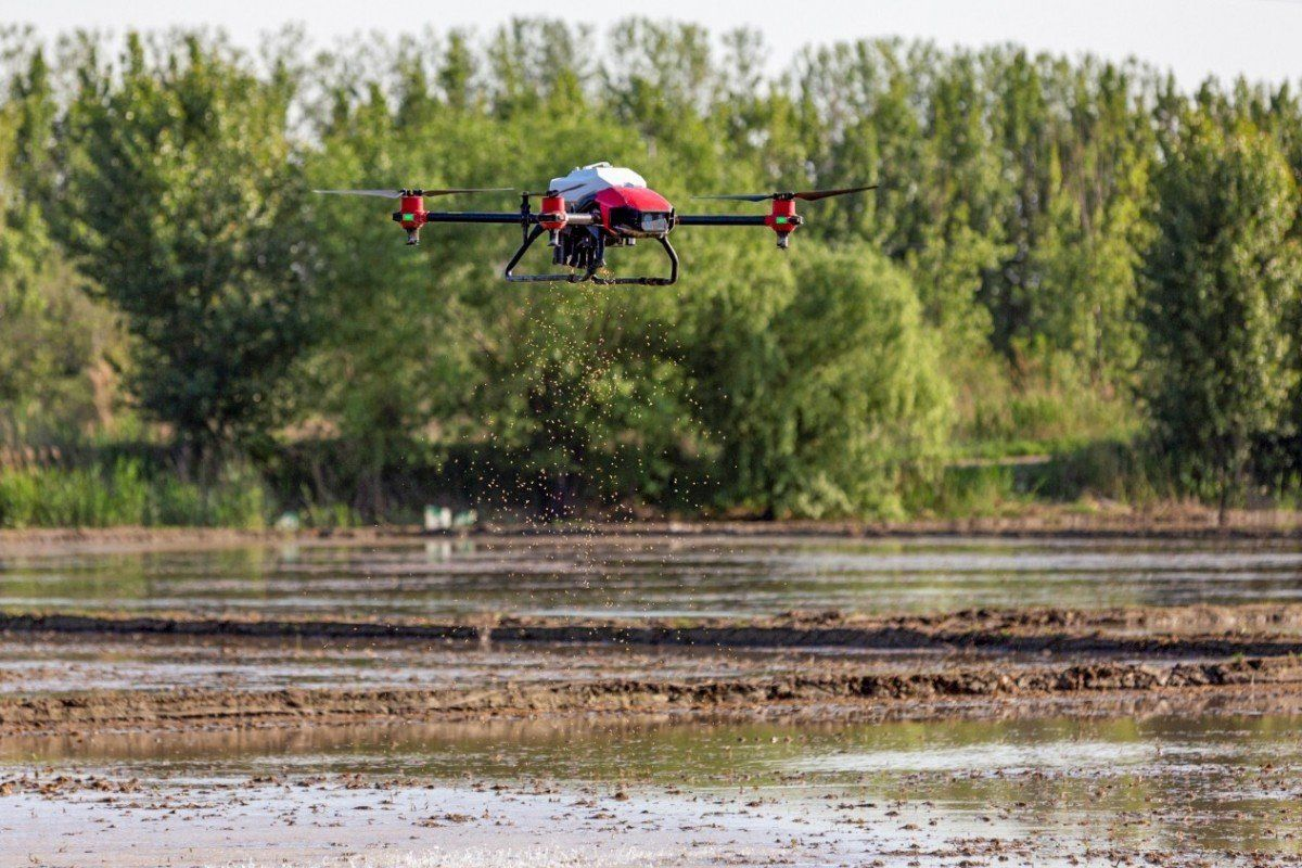 Agricultural drone maker XAG raises US$182 million in funding round led by Baidu, SoftBank