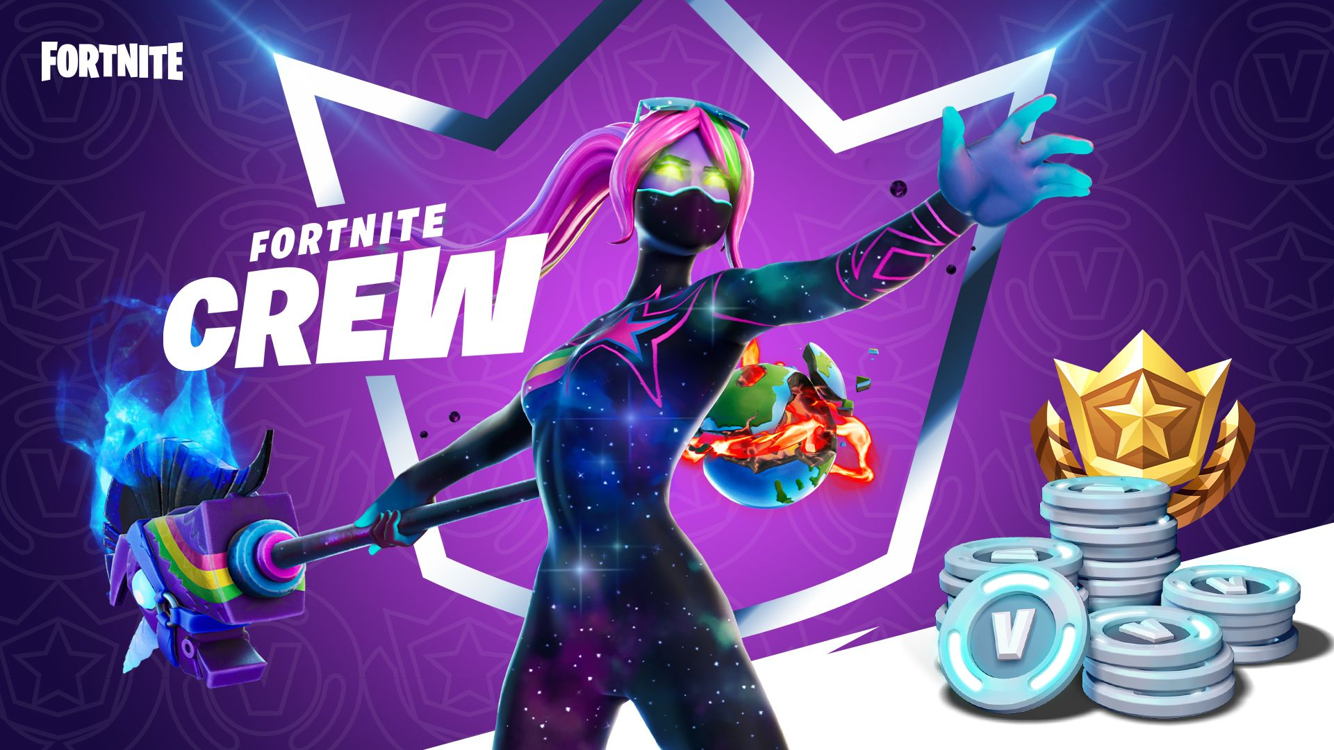 Fortnite Crew Is a Monthly Subscription That Comes With a Battle Pass and Exclusive Outfit