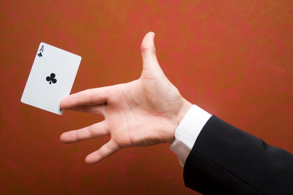 Computer science is magic: what learning a card trick can teach you about search algorithms