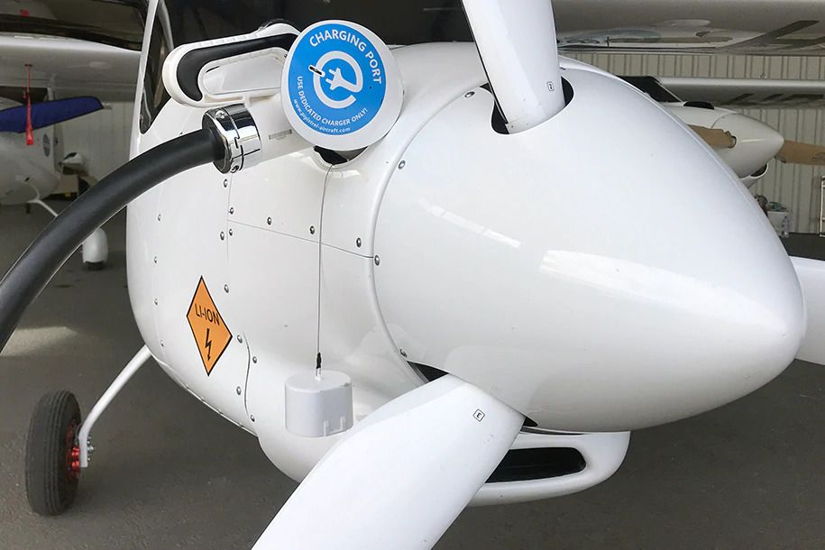 Electric planes: a quiet revolution in the Swiss skies