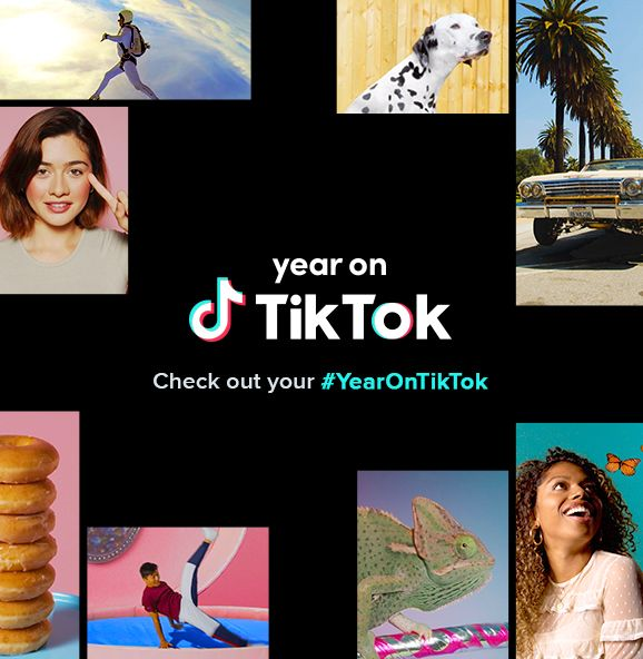 Discover your Year on TikTok 2020