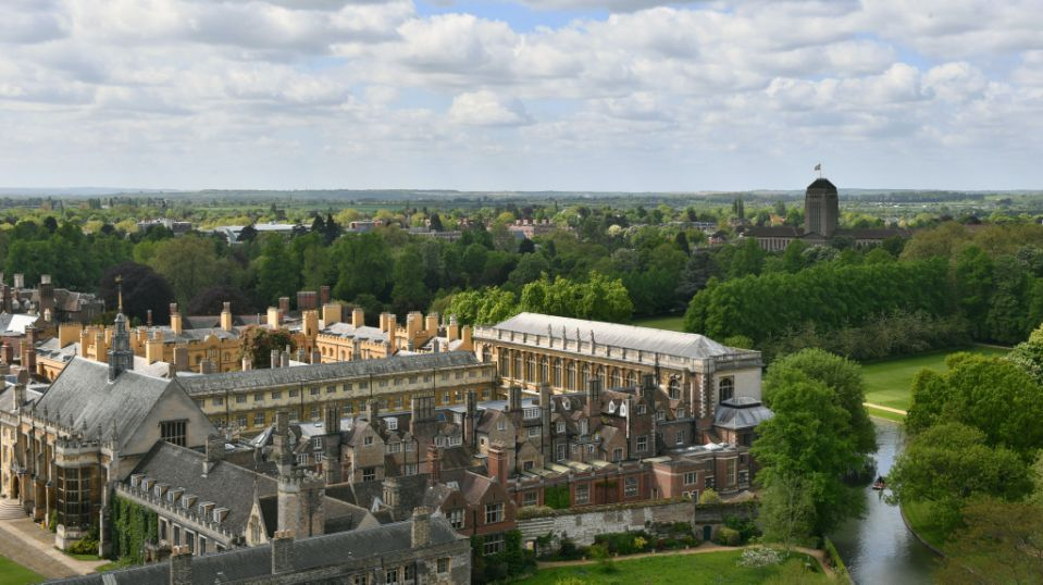 Cambridge University launches master's degree in responsible use of AI