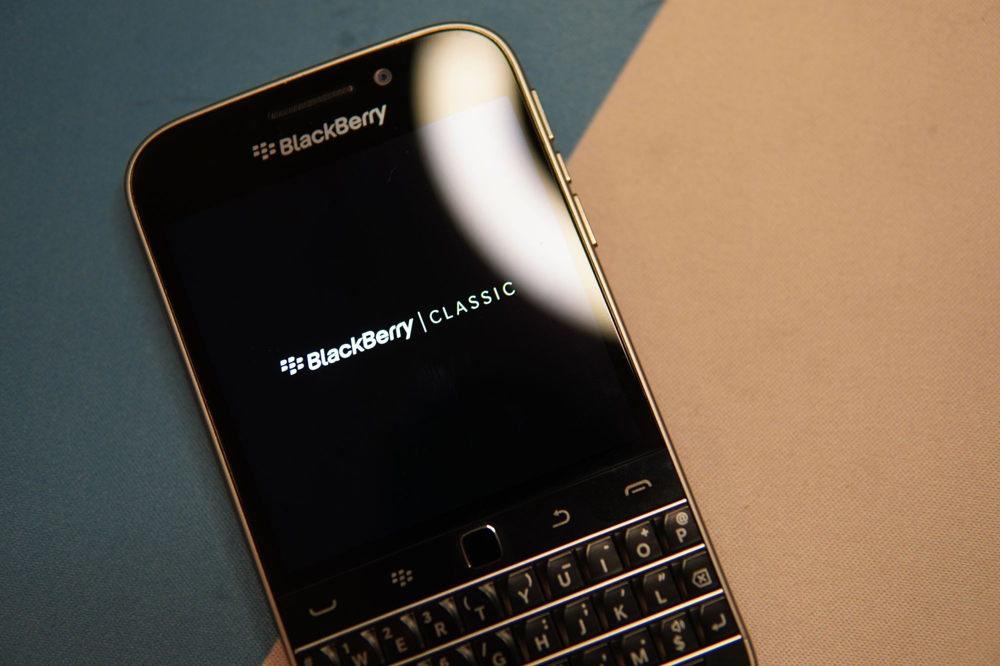 BlackBerry surges most ever on Amazon auto collaboration