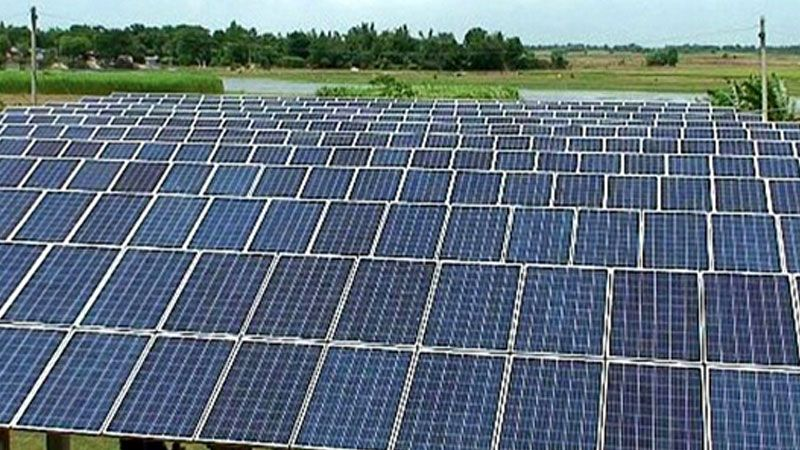 Solar charge system starts gaining popularity in Rajshahi