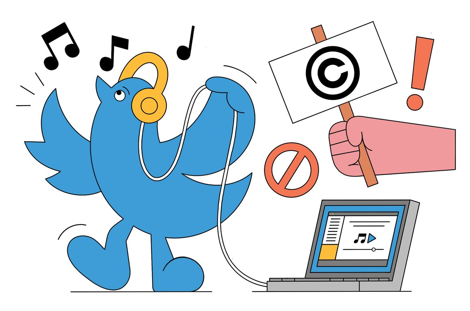 Twitter Faces the Music as Licensing Tensions Heat Up