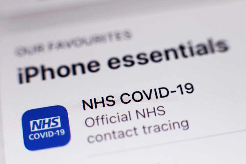 Zoom and NHS coronavirus contact tracing app top list of Apple's most popular downloads