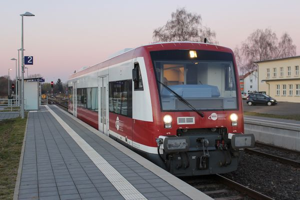 Denmark to get battery-powered trains from next year