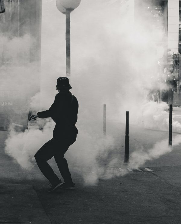 How tear gas and pepper spray affect the body, and what to do if you've been hit