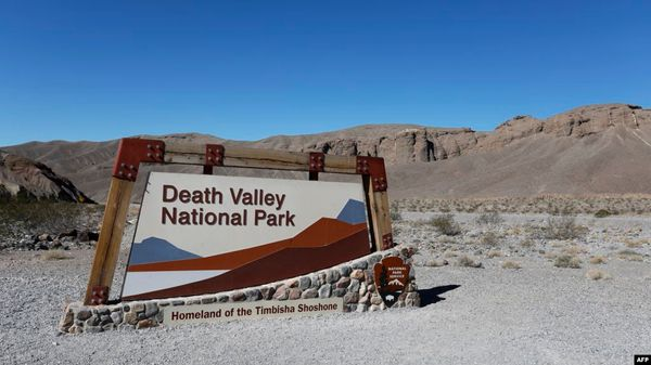 Death Valley Reaches Highest Temperature in 100 Years