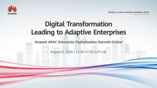 Huawei holds Asia Pacific Digital Transformation Summit