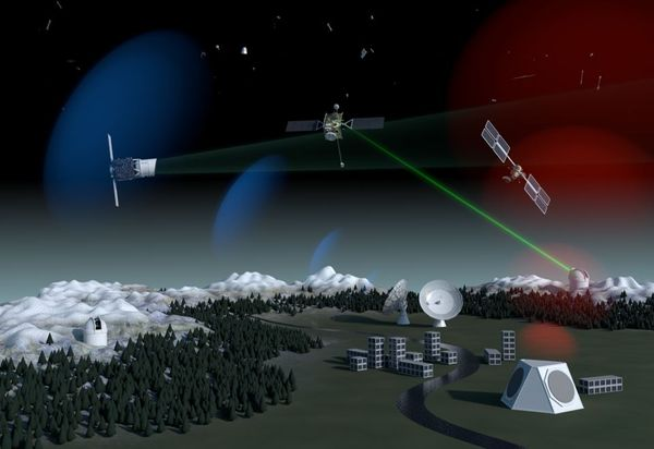 First Laser Space Debris Detection Made… in Daylight