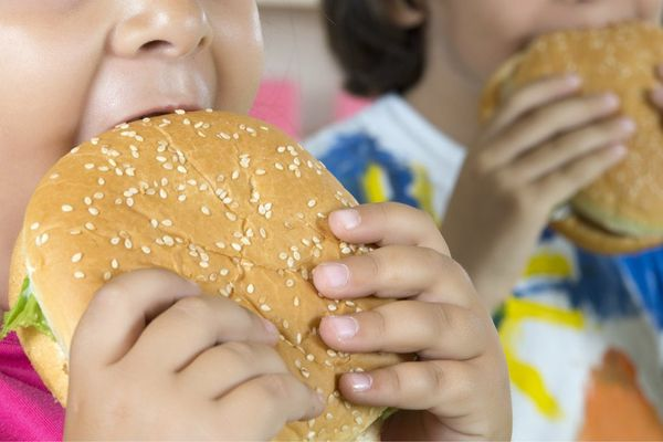 CDC Report: U.S. Kids Are Eating More Fast Food