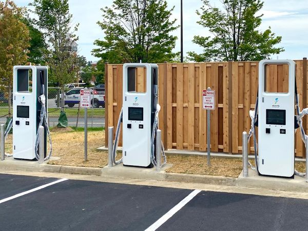 ELECTRIFY AMERICA CHARGING STATION COMING TO LEESBURG