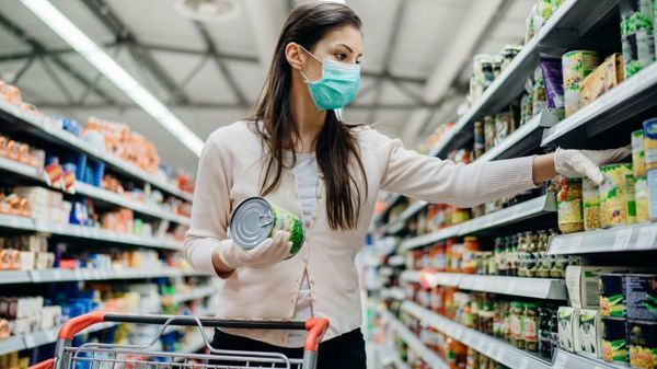 How the coronavirus pandemic helped convince grocery chains to experiment with new tech