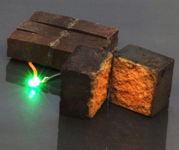 Bricks Can Be Turned Into Batteries