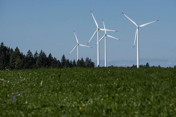Swiss wind power held up by legal challenges