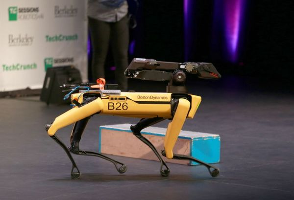 Boston Dynamics' Spot robot goes on sale in Europe and Canada