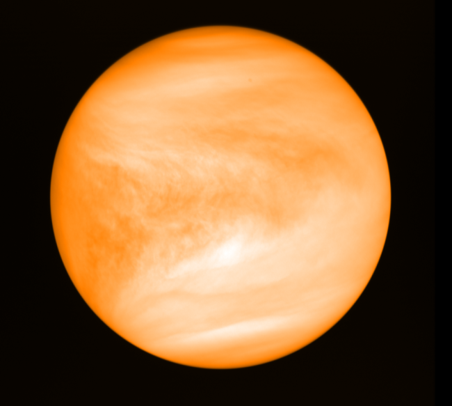 Strange chemical in clouds of Venus defies explanation. Could it be a sign of life?