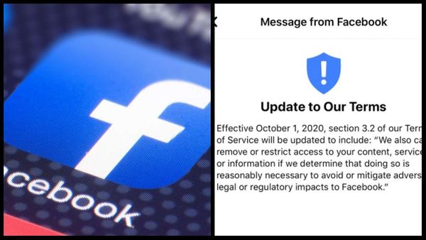 Facebook to update terms of service to avoid legal ramifications; here's what it means