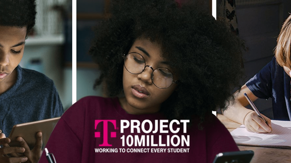 T-Mobile launches 'Project 10Million' to offer free internet access to millions of students in the US