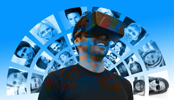 Facebook's virtual reality push is about data, not gaming