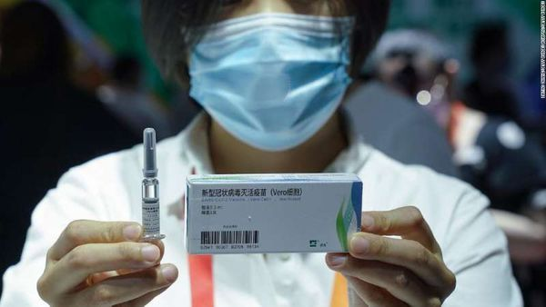 China is doubling down in the global push for a coronavirus vaccine