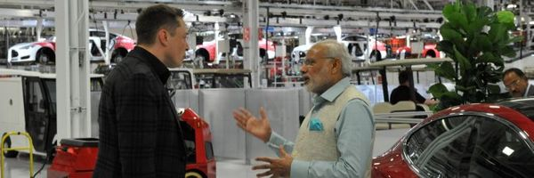 Elon Musk Confirms Plans to Bring Electric Vehicles to India Market