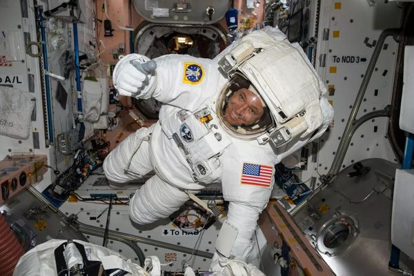 Astronaut Jack Fischer talks spacesuit challenges and the International Space Station in 'Virtual Astronaut' panel