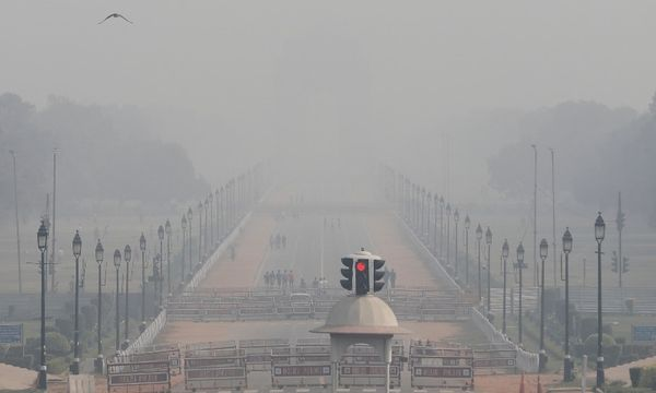 Northern India chokes on toxic smog after Diwali revellers defy bans on firecrackers