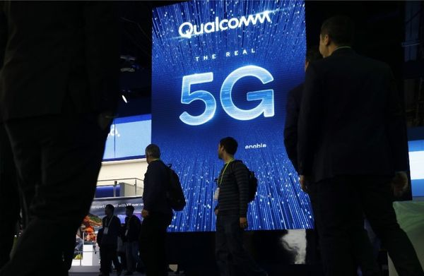 Qualcomm reports blowout quarter as 5G momentum grows