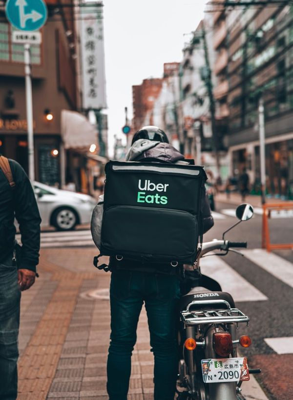 Uber's food delivery business outshines core rides service
