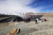USAID supports installation of largest solar power plant in Tajikistan