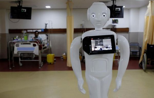 RoboDoc: how India's robots are taking on Covid patient care