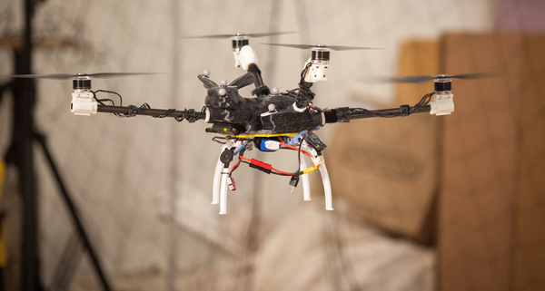 Build the drone of your dreams