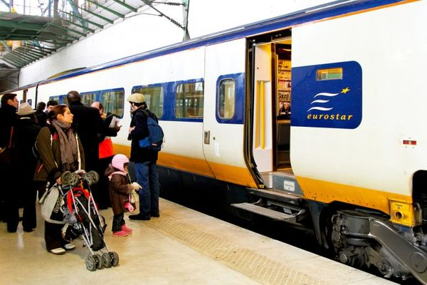 Eurostar finally launches direct trains from Amsterdam, Rotterdam to London
