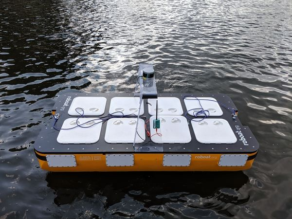 Autonomous boats could be your next ride