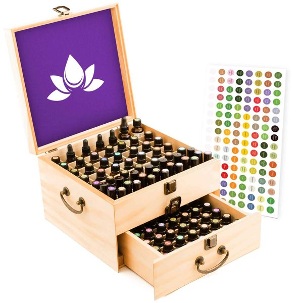 Essential oil accessories for aromatherapy
