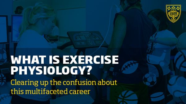 What is exercise physiology?